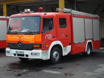 آغاز به کار احداث ایستگاه ۱۳ آتش نشانی رشت