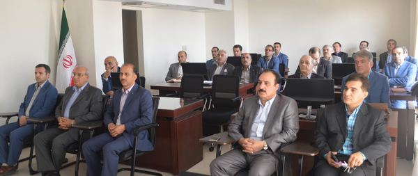 تعامل بیشتر حوزه آموزش بانک ایران زمین با شبکه بانکی