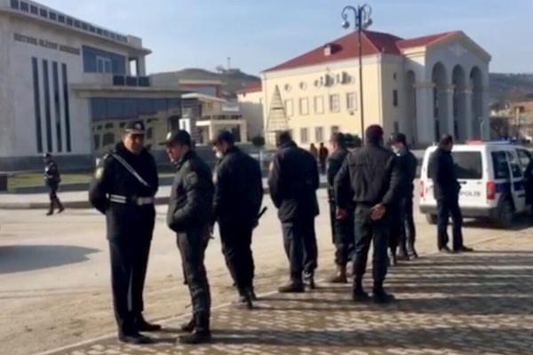 خنثی سازی عملیات انتحاری در آذربایجان