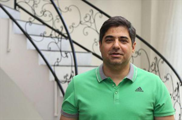 شهرام جزایری بازداشت شد